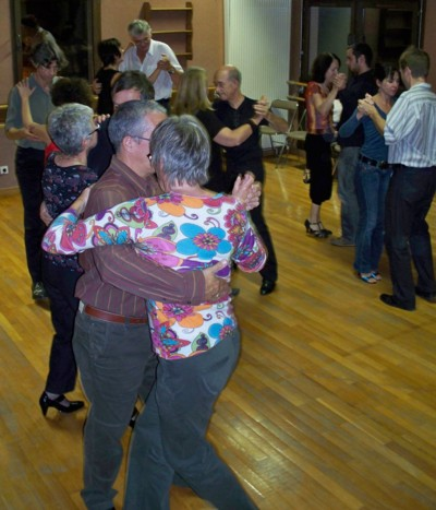 Pratique de Tango Argentin